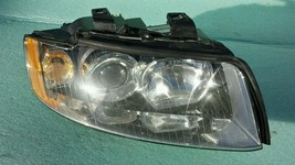 03 04 05 Audi A4 quattro RIGHT RH DRIVERS XENON HID HEADLIGHT 8E0 941 030 K - $239.47
