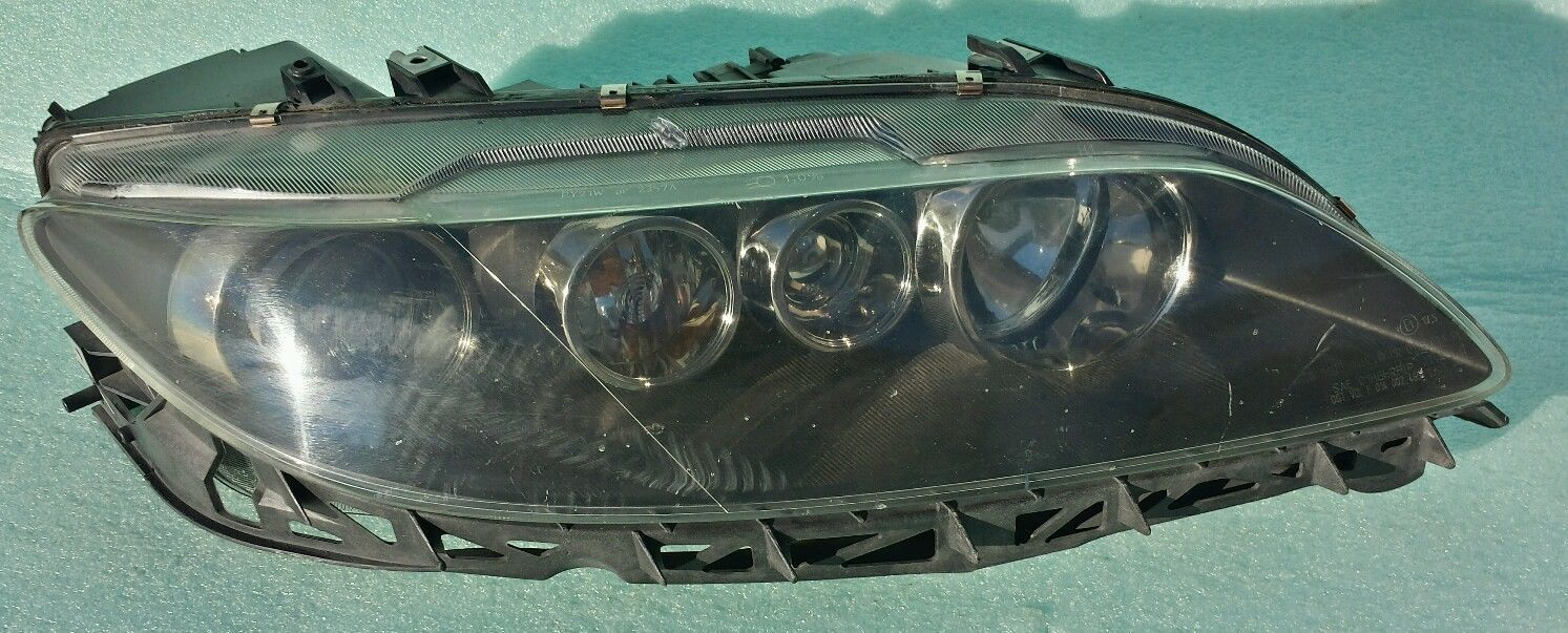 Primary image for MazdaSpeed 6 Right Pasngr Side HID Headlight w/ Ballast Used OEM 2006-08 Mazda6