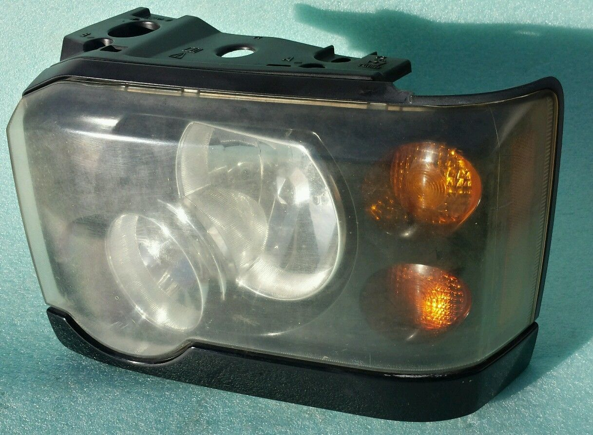 Primary image for Land Rover Discovery 03 04 Driver Left LH Halogen Headlight Lamp 2003-2004