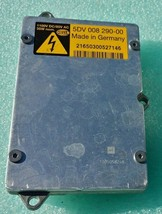 BMW Jaguar Audi Xenon HID Headlight Ballast Part# 5DV 008 290-00 5DV0082... - $61.82