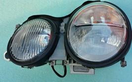 98-03 MERCEDES W208 CLK320 CLK430 CLK55 COUPE OEM XENON HID DRIVERS HEAD... - $214.69
