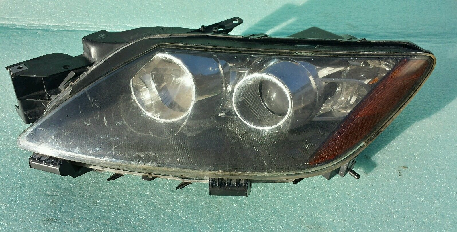 Primary image for 2007 2008 2009 OEM MAZDA CX-7 CX7 left side Xenon HID Headlight
