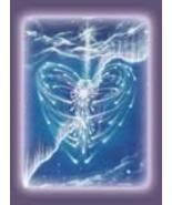 HAUNTED ANGEL AND PORTAL ARIEL love power god heaven healing love peace ... - $29.03