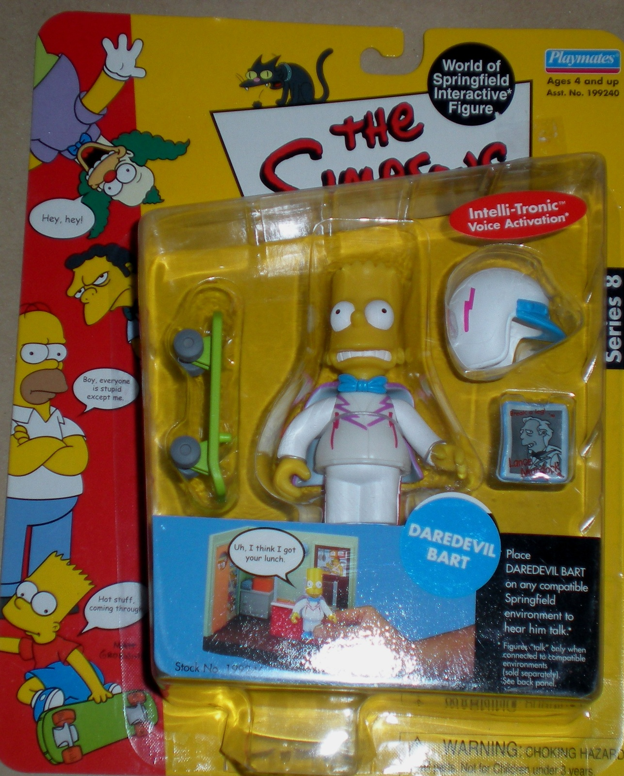 Simpson's DareDevil Bart Series 8 image 2