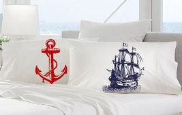 Two Pillow fighting Football pillowcases Running back vs Defense room decor case