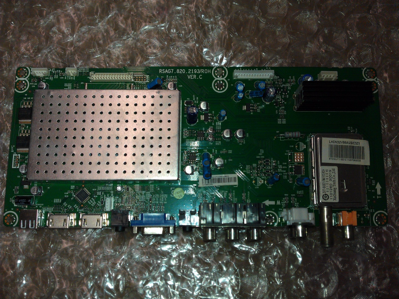 151279 Main Board From Hisense LHDN32V66AUS LCD TV