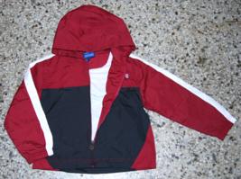South Carolina Gamecocks 4T Windbreaker Jacket Zip Up with Hood NWT - $17.99