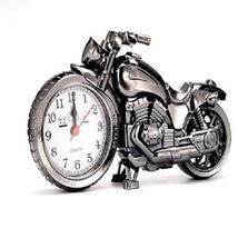 Home Office Decor Motorcycle Model Travel Desk Alarm Clock (Exclusive) - $26.04
