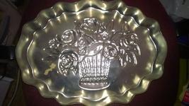 Vintage Copper Flower Bouquet Mold image 2