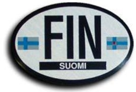 Finland oval decal 3860 thumb200