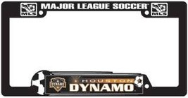Houston Dynamo License Plate Frame - $4.74