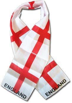 England scarf 10310