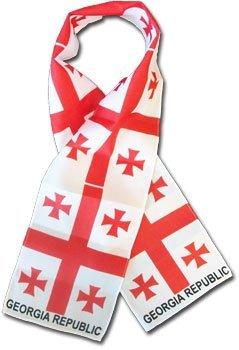 Georgia rep of scarf 10314
