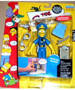 Simpson's Series 7 - Marge The Cop From Playmate - $20.00