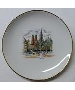 Vintage Hertel Jacob Porzellen - Bavaria Germany - Munchen Frauenkirche ... - $72.00