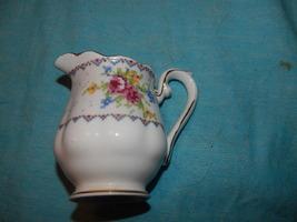 Petit Point Creamer bone China Royal Albert England Free Shipping #135 - $28.99
