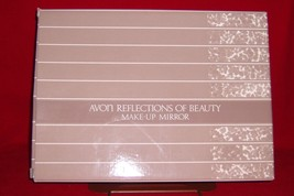 Avon Reflections Of Beauty Lighted Make-Up Mirr... - $19.79