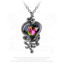 Heart of Cthulhu Rainbow Crystal Octopus Tentac... - $79.95