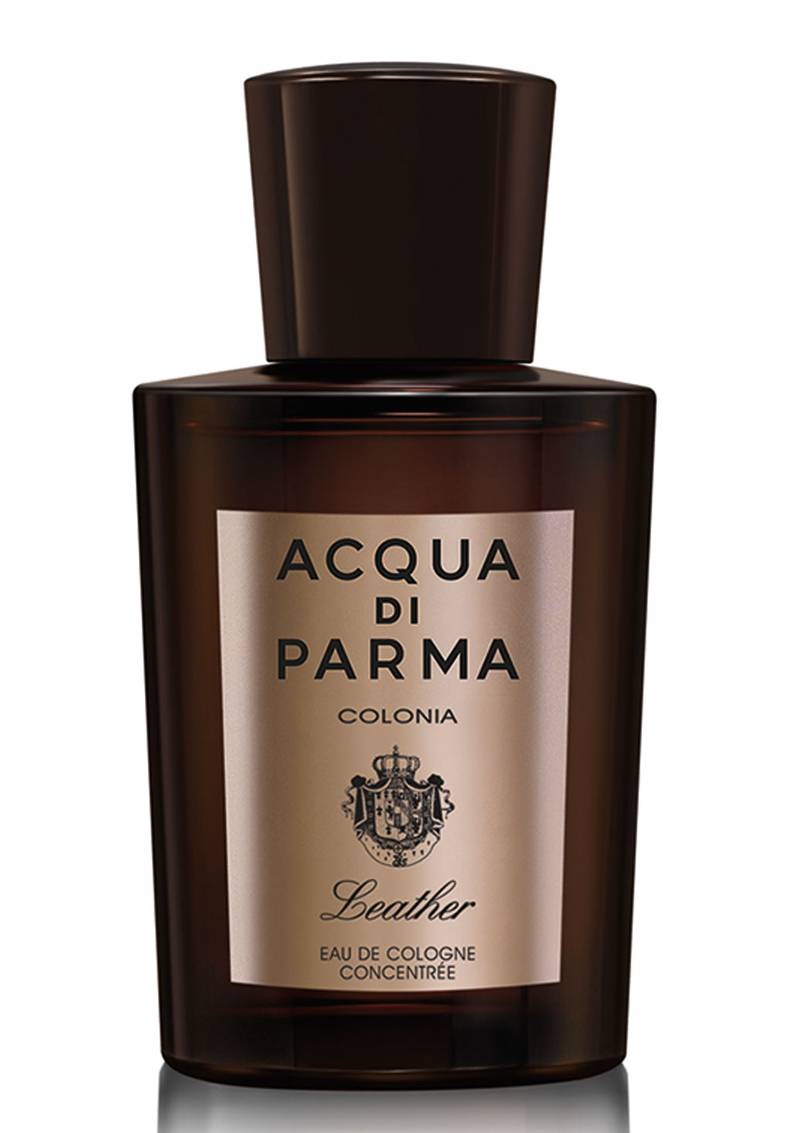 LEATHER by ACQUA DI PARMA 5ml Travel Spray EDP PETIT GRAIN GAIAC Perfume