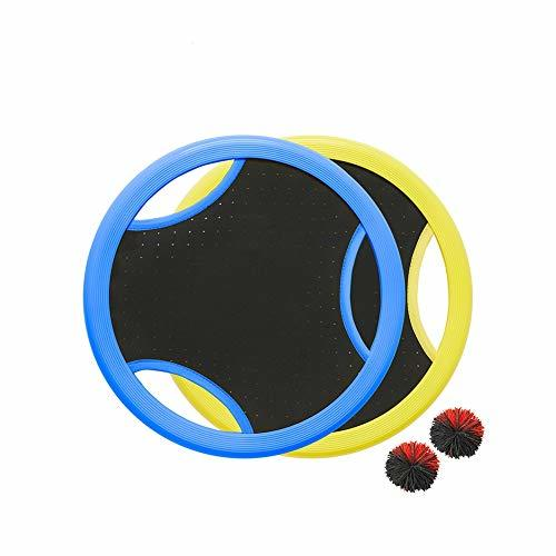 Trampoline Parts Center Coupon Code: MULTAGFY Trampoline Ball Game Set With 2 Paddles Flying