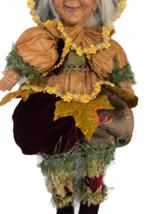 "IOB Box Katherine's Collection Wayne Kleski 17.5"" Tall Doll Retired Fairy Pixie image 4"