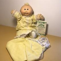 CABBAGE PATCH KIDS VINTAGE 1983 COLECO XAVIER ROBERTS DOLL PREEMIE CERTI... - $123.75