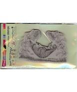 Stampendous Rubber Stamp HGRCR-02, Cling Mount Hammock Nap  CB2 - $11.17