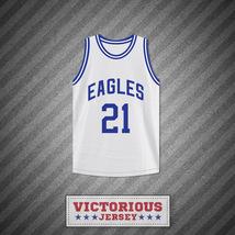 Tauheed Epps 2Chainz 21 North Clayton High School Eagles Basketball Jersey  - $45.99