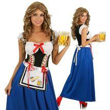 Maid Gown Oktoberfest Costume - $35.00