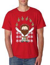 Keep Clam It's My Birthday Men's Tee Shirt Ugly Christmas Sweater - $18.00