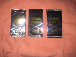 SEALED DISNEY STORE STAR WARS SERIES 1 SERIES 2 SERIES 3  CARDS. - $8.79