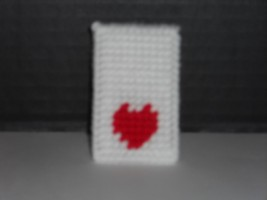New Valentine's Heart Magnetic Folding Bookmark... - $5.00