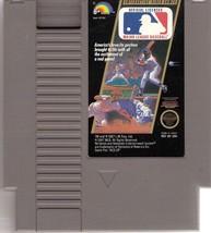 Nintendo NES Major League Baseball MLB Vintage Video Game Cartridge - $2.50