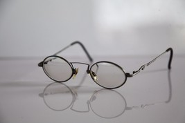 CLAUDIO P. Eyewear, Silver Frame, RX-Able Prescription lenses. Made in I... - $50.49