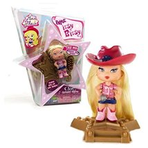 Bratz MGA Entertainment Itsy Bitsy Hair Flair Series 2-1/2 Inch Doll - Country S - $24.99
