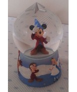 Disney Mickey Mouse Sorcerers Apprentice Snow G... - $48.01