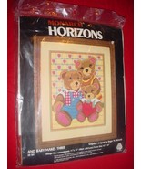 1982 Monarch Horizons Needlecraft Longstitch Ki... - $48.99