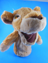 "Lion King Hand Puppet Kiara  Disney 10"" - $6.92"