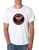 Polish Pride Men's Tee Shirt Country Pride Shirt - $17.00