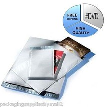 #DVD Poly Bubble Mailers 7.25 x 9.75 Shipping Mailing Padded Envelope Ba... - $521.44