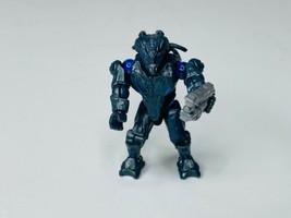 Halo Mega Bloks Set #DYT39 Promethean Soldier Figure with Bolt Shot - $19.79