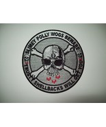 US NAVY - SLIMEY POLLY WOGS BEWARE TRUSTY SHELLBACKS WILL GET YOU MILITA... - $9.99