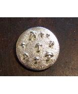 Sweet Mushroom Scarf Clip. Vintage Scarf Clip. - $11.00