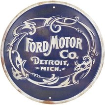 Ford Motor Company Nostalgia Sign - $10.88