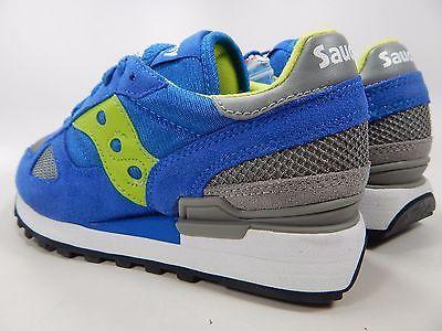 Saucony Original Shadow Retro Women's Size US 7 M (B) EU 38 Blue Green S1108-585