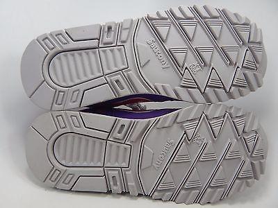 Saucony Original Shadow 5000 Women's Sz US 7 M (B) EU 38 White Purple S60033-66
