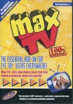 MaxTV for Playstation 2 [PlayStation2] - $39.58