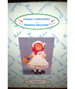 Rare Madame Alexander Classic Collection Thinking Of You Figurine Doll i... - $39.99