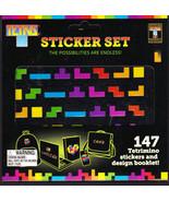Tetris Sticker Set (Official Tetris Products) - $4.90