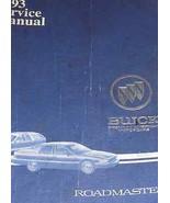 1993 BUICK ROADMASTER Service Repair Shop Manual FACTORY DEALERSHIP 93 O... - $98.99